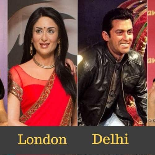 Gallery- This Is How The Wax Statues Of Your Favorite Celebrities Look Like In Madame Tussauds London And Delhi