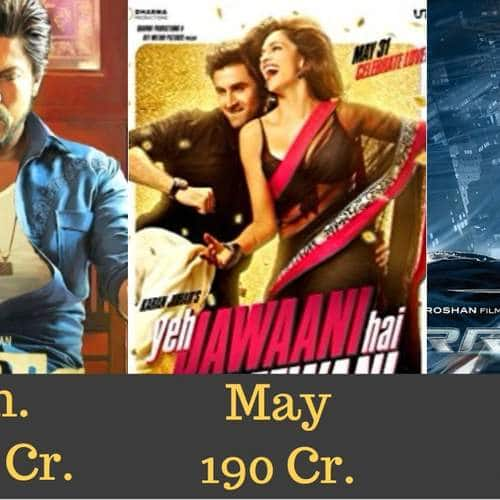 Gallery- In Pics: The All Time Highest Grossing Bollywood Films Of Each Month
