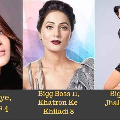 Gallery- 14 TV Celebs Who Participated In Multiple Reality Shows Yet Didn't Win