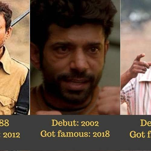 Gallery- 12 Bollywood Actors Who Have Been In The Industry Longer Than They Have Been Famous