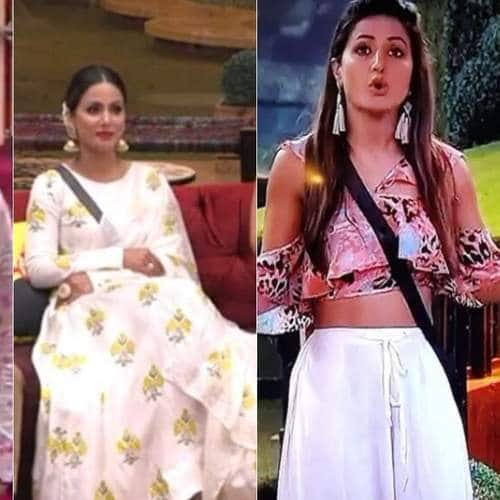 Gallery- Hina Khan's Outfits From Bigg Boss 11 Are Proof That We Do Look Good In Borrowed Clothes!