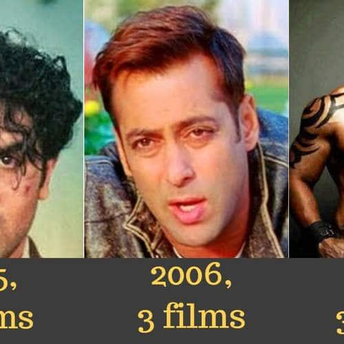 Gallery- 13 Bollywood Actors Whose All Films In A Year Flopped At The Box Office