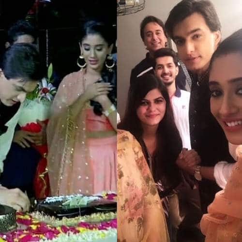 Mohsin Khan's Birthday Celebration Shows How To Have Fun Even If You Are Working On Your BDay!