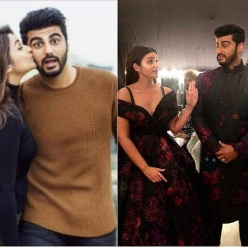 These Pictures Of Parineeti Chopra And Arjun Kapoor Will Make You Wish They Were A Thing