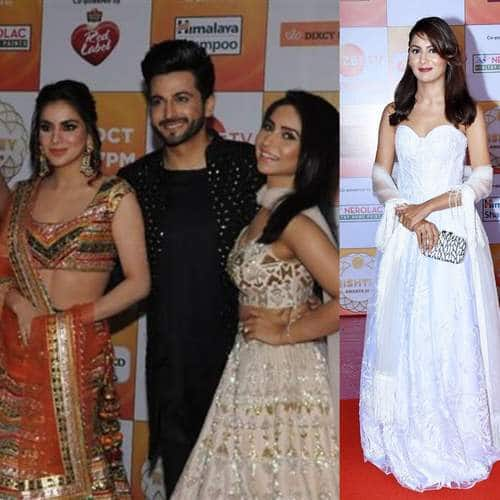 In Pictures: TV Celebs Sizzle At The Red Carpet Of This Popular TV Award Ceremony!
