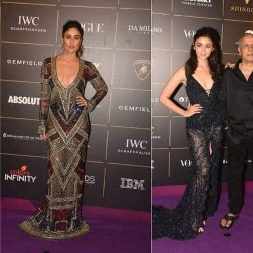Bollywood Celebrities Shine Brighter Than 'Karwa Chauth Ka Chand' On The Red Carpet Of Vogue Women Of The Year Awards