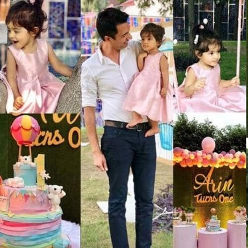 Asin's Daughter's First Birthday Celebration Look Like A Fairlyland Coming Alive