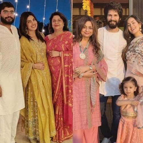 In Pictures: This Is How Bollywood Celebs Celebrated Diwali With Their Families!