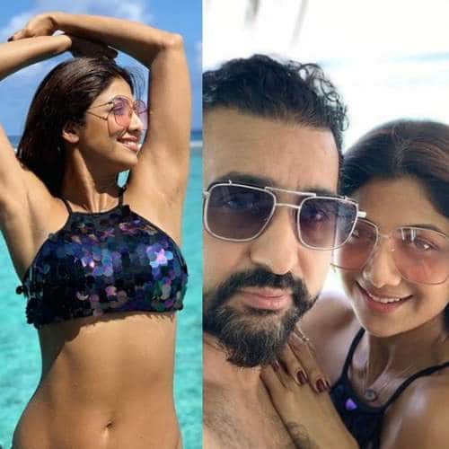 These Pictures Of Shilpa Shetty Prove That She Knows How To Nail Anniversary Celebrations!