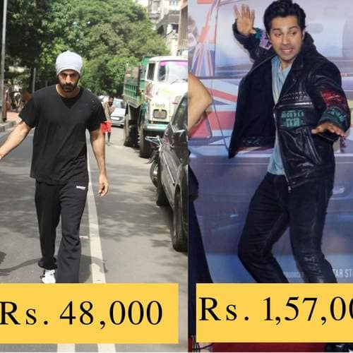 These Super Expensive Wardrobe Of Male Superstars Of Bollywood Will Make You Feel Extremely Poor