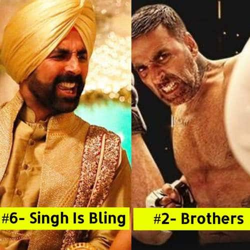 Ranked: 9 Films Of Akshay Kumar With The Highest Budget!
