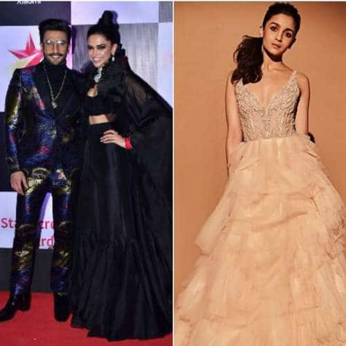 Bollywood Dazzles On Red Carpet Of Star Screen Awards 2018
