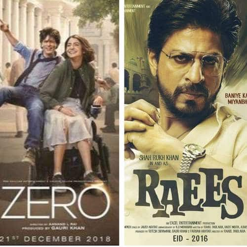 Here Is How Shah Rukh Khan's Zero Ranks Even Below Fan And Raees