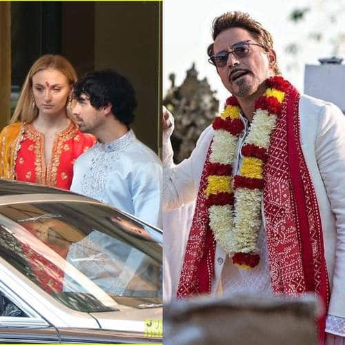 13 Times When Hollywood Celebs Rocked The Indian Attire!