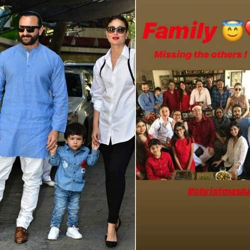 Even With Ranbir, Kareena And Karisma, Taimur At Kapoor Family Christmas Lunch Is Our Christmas Treat