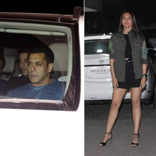 Sohail Khan's Son Celebrates Birthday With Salman Khan'Daan' And Bollywood Celebrities