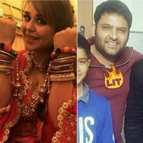 Kapil Sharma's Wedding Festivities Kick-Off With Bride Ginni Chatrath's Chooda Ceremony