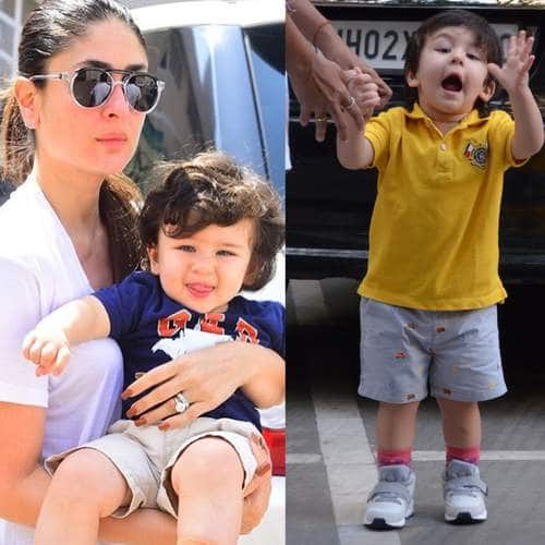 20 Times Saif And Kareena's Son, Taimur Ali Khan, Stole Ourr Hearts WIth His Cuteness!