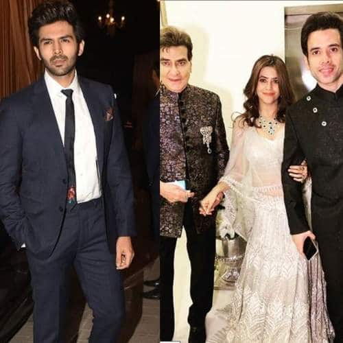 In Pictures: Bollywood Celebs Attend Isha Ambani's Wedding Reception!
