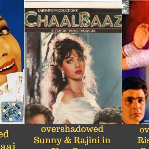 Gallery- 13 Times When Sridevi Overshadowed The Best Of The Actors Onscreen