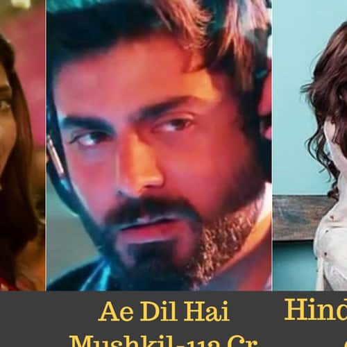 Gallery- 15 Pakistani Actors And Their Highest Grossing Bollywood Film
