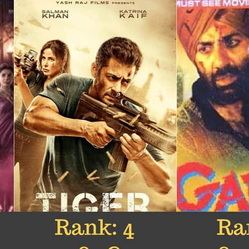 Gallery- 15 Bollywood Films With Highest Fourth Week Collections At The Box Office