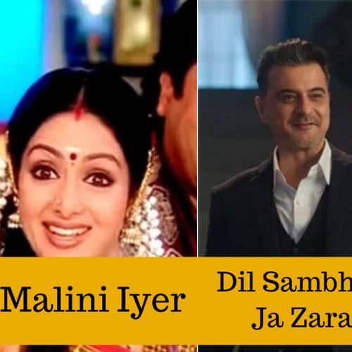 Gallery- 15 Yesteryear Bollywood Stars Who Made Their Comebacks Through TV Serials!
