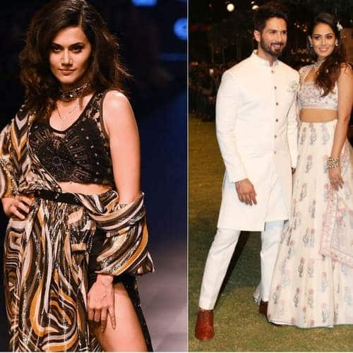 Gallery- 10 Bollywood Celebs Who Sizzled at Lakme Fashion Week 2018