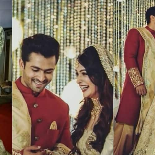 Gallery- Shoaib Ibrahim And Dipika Kakar Look Lovely In Their Wedding Reception Pictures