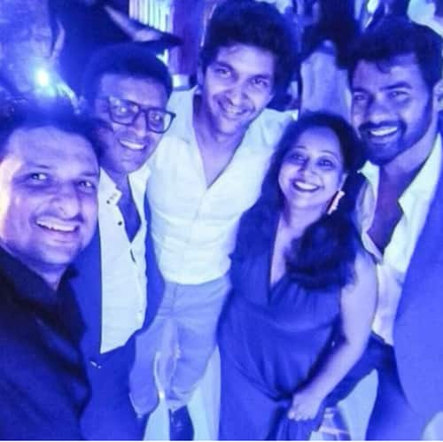 Gallery- Check Out These Unseen Pictures From Heart-Throb Purab Kohli's Wedding And Reception!