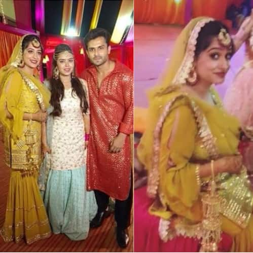 Gallery- Check Out The Pictures And Videos From Shoaib Ibrahim And Dipika Kakar's Sangeet Ceremony!
