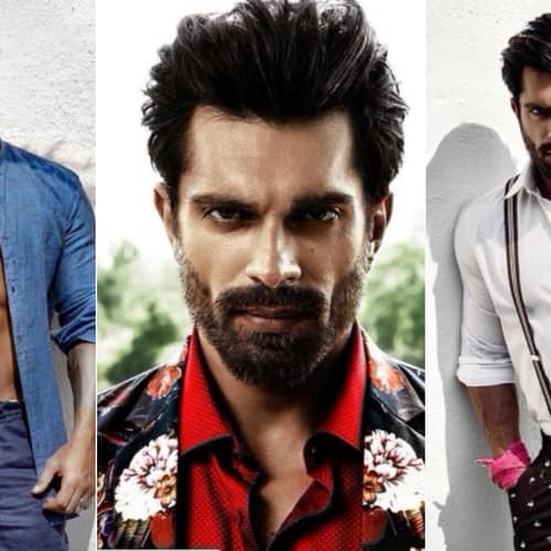 Gallery- These Pics From Karan Singh Grover's Latest Photoshoot Will Melt Your Screens
