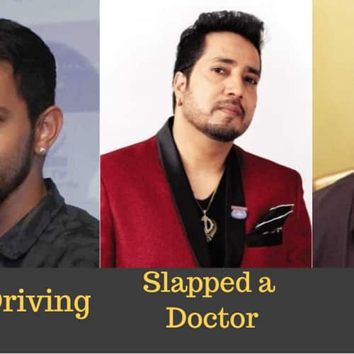 Gallery- 14 Bollywood Singers Who Were Arrested By The Police