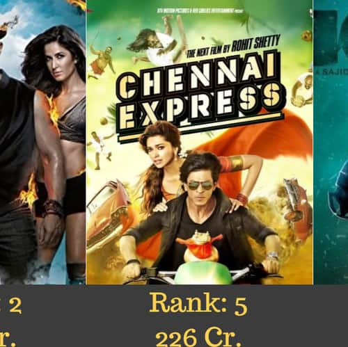 Gallery- 15 Highest Grossing Bollywood Action Movies of All Time