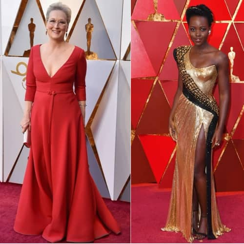 Gallery- OSCARS 2018: Here's How Hollywood Celebs Turned Up For The Red Carpet!