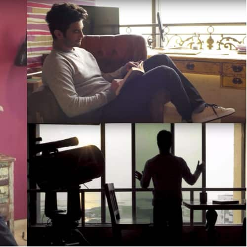 Gallery- These Pictures Of Sushant Singh Rajput's House Are Proof That He Is A Dreamer!