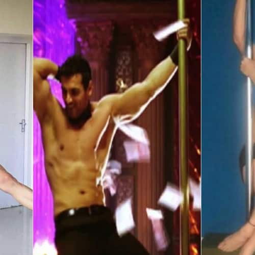 Gallery- 15 Bollywood Celebs Who Have Trained In Pole Dancing