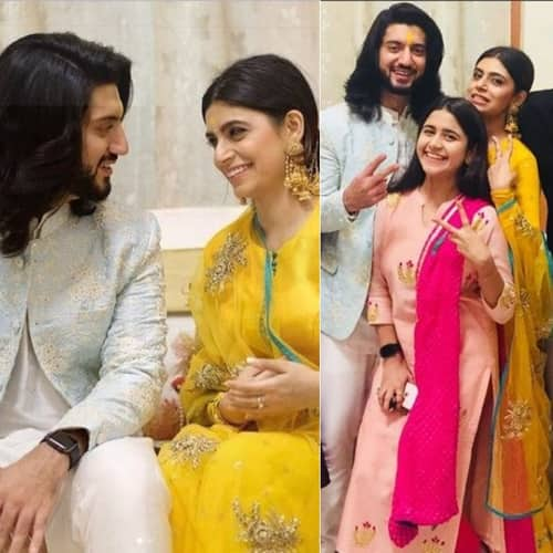 Gallery- In Pictures: Ishqbaaz's Omkara AKA Kunal Jaisingh Got Secretly Engaged With Girlfriend!