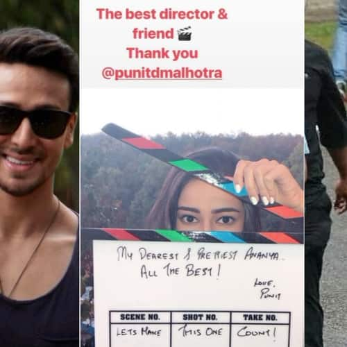 Gallery- These On Set Pictures From Tiger Shroff's Student Of The Year 2 Are Making Us Excited For The Film