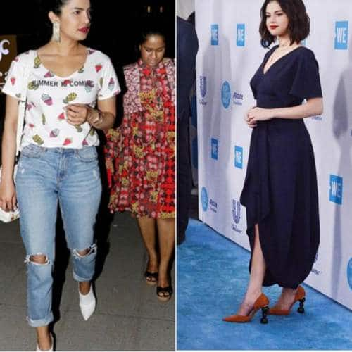 Gallery- 14 Shoes Of Bollywood And Hollywood Celebrities That Made Headlines
