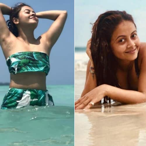 Gallery- These Pictures Of Devoleena Bhattacharya In Andaman Are Proof That She Is The Perfect Beach Babe!