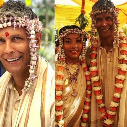 Gallery- Just Married! Milind Soman And Ankita Konwar's Wedding Pictures Are Beautiful As Their Love Story