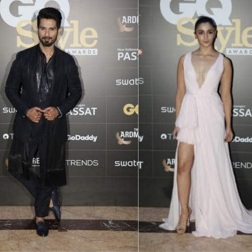 Gallery- Bollywood Celebrities Turn GQ Style Awards Red Carpet Into Fashion Runway