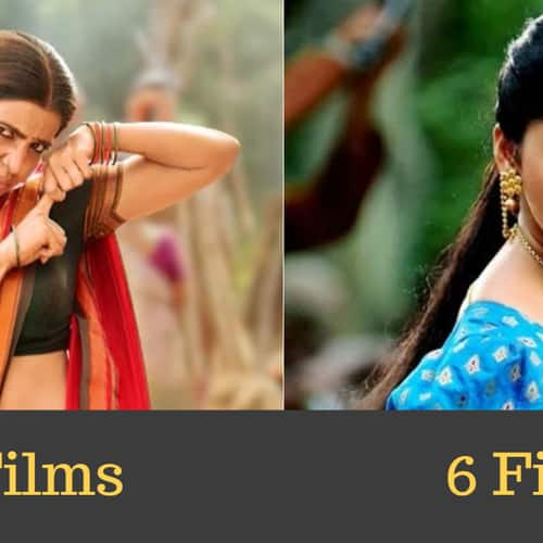 Gallery- Top South Actresses And The Number Of 100 Crore Films They Have Starred In