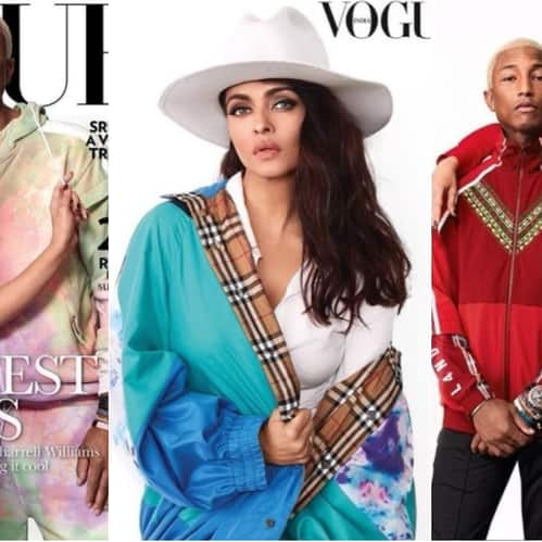 Gallery- Aishwarya Rai And Pharrell Williams Pose Together For Vogue India