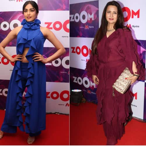 Gallery- Did Celebs Forget Their Style Quotient At The Zoom Party? These Pictures Prove So!