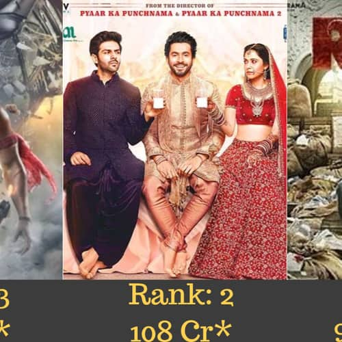 Gallery- The Top Earning Bollywood Films From The First Quarter Of 2018