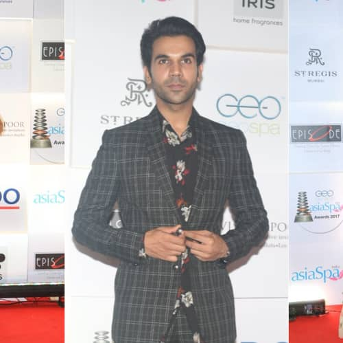 Gallery- Bollywood Celebs Shine At The Asia Spa Awards