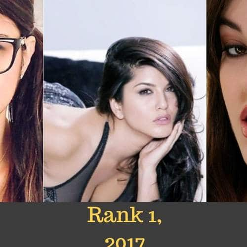 here are the most searched hollywood and bollywood on pornhub through the years
