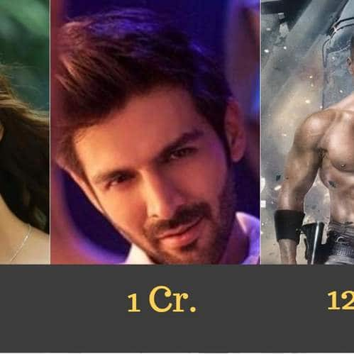 13 New Age Bollywood Actors And How Much They Earned As Per Their Last Film